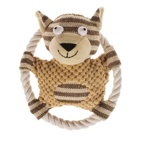 Bearable Organic Bamboo Dog Toy
