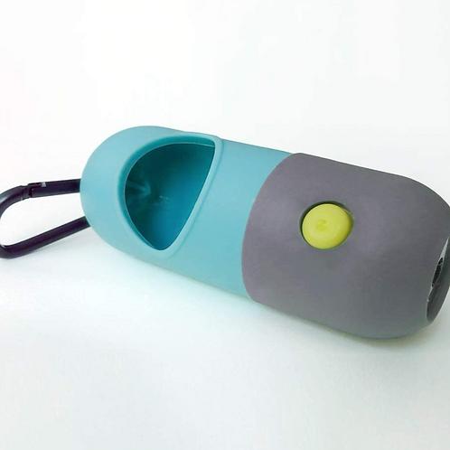 Reusable Dispenser With Light