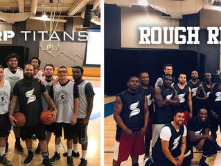 Titans Play Rough