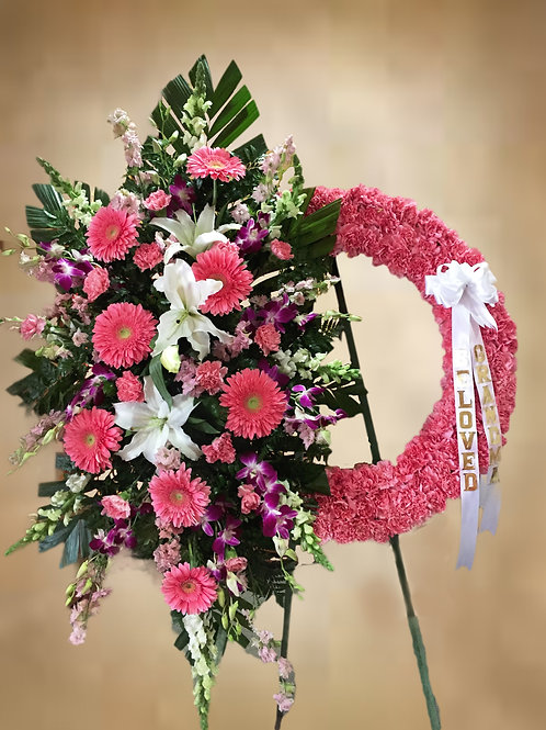 Japanese Wreath 1