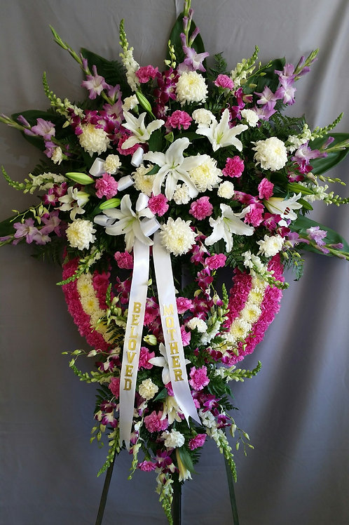 Japanese Wreath 3