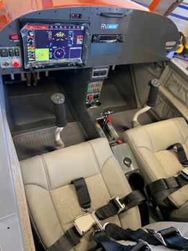 Avionics Panel - Garmin G3X