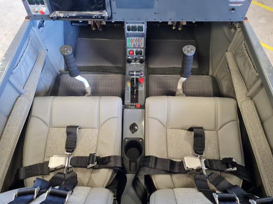 Top View - Interiors & Seats