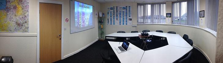 Flying School Classroom