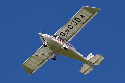60 Minute Trial Flight