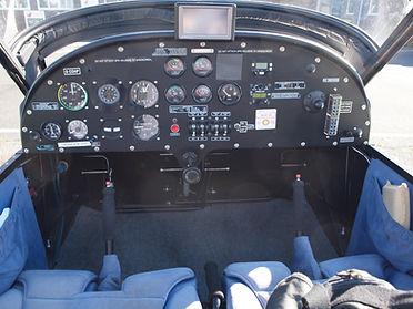 Eurostar interior and panel