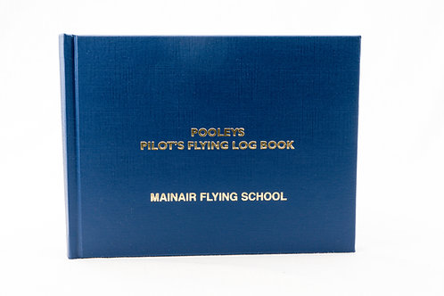 Mainair Pilot's Flying Log Book