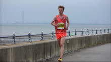 British 10k- 34.20, 11th position