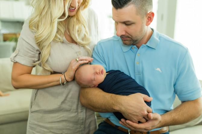 Kalen Newborn| San Antonio Newborn Photographer