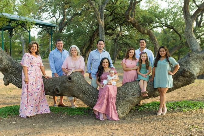 Escobar Family| San Antonio Family Photographer