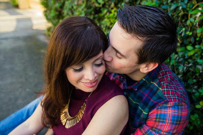 Matt & Elyse| San Antonio Couples Photographer