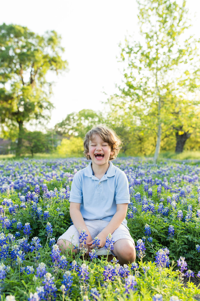 Bluebonnet Mini Sessions 2020