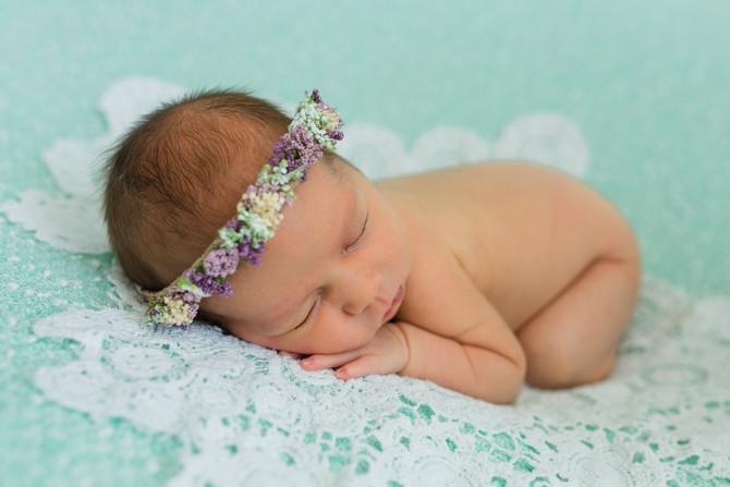 Kalea Newborn| San Antonio Newborn Photographer