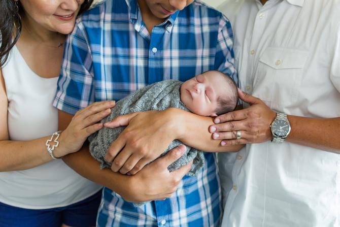 Victor Newborn| San Antonio Newborn Photographer