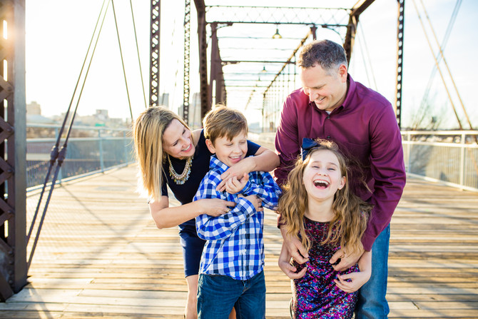 Schroeder Family| San Antonio Family Photographer