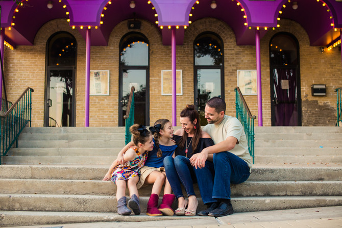 The Salas Family| San Antonio Family Photographer