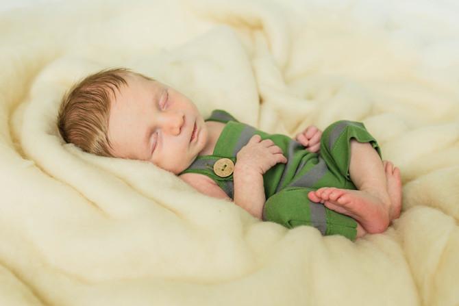 Grayson Newborn Session| San Antonio Newborn Photographer