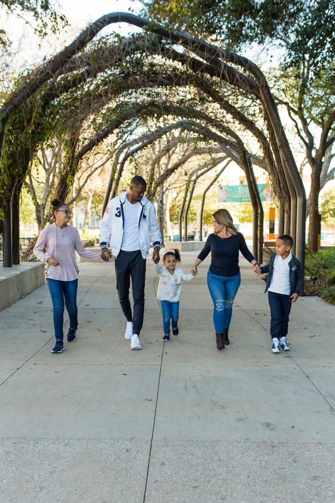 Edwards Family| San Antonio Family Photographer