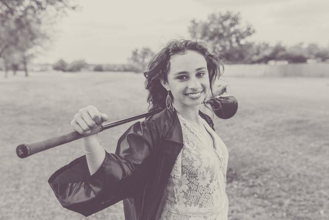 Gabby Senior  San Antonio Senior Photographer