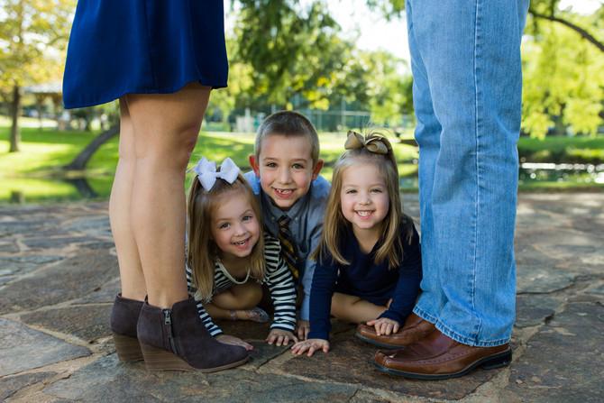 Mazurek Family| San Antonio Family Photographer