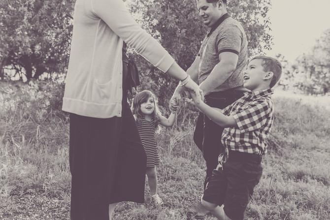 Castaneda Family| San Antonio Family Photographer