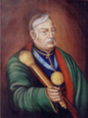 19. petro Kalnishevsky, ultimul hatman d