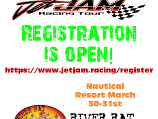 REGISTRATION IS NOW OPEN!!!