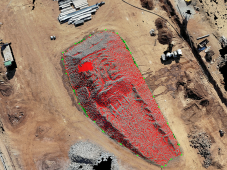 DRONES: A SURVEYOR'S BEST FRIEND.