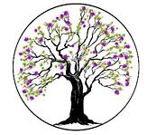 Tree of Life logo - www.Bewust bij Jezelf.nl