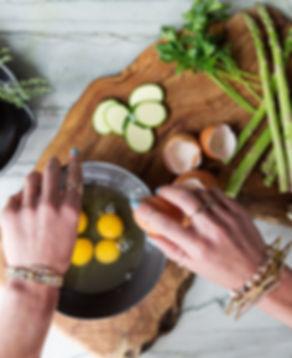 Fruits, Vegetables, Healthy Meal Prep