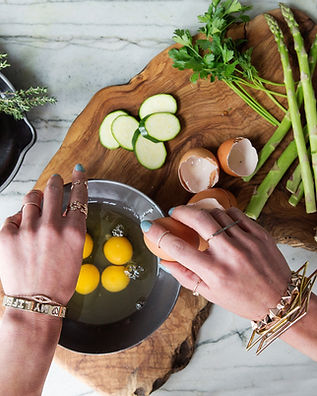 Uova di cucina