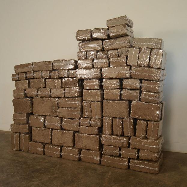 Ready-To-Use, Handmade Adobe Bricks