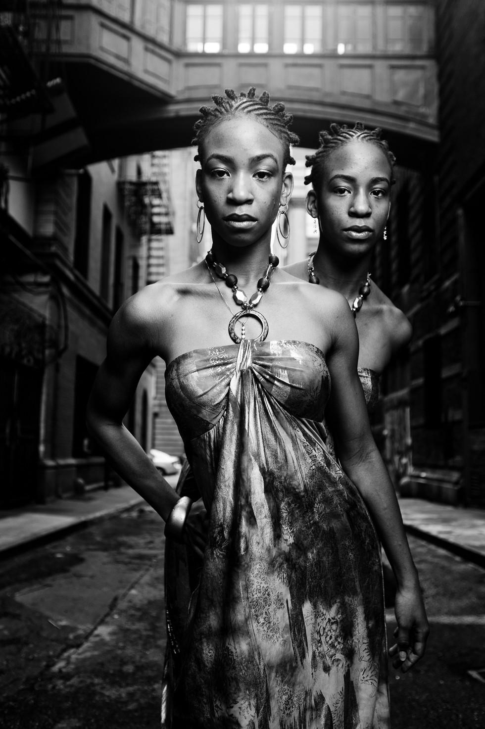 Staple St - Alisun and Alicia - Twins -2