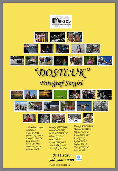 """""""DOSTLUK"""" Fotoğraf Sergisi"""