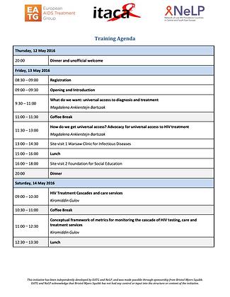 ITACA Programme