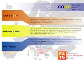 Call for applications for CoPE is now open