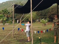 Saklıgöl Marmaris, Kamp