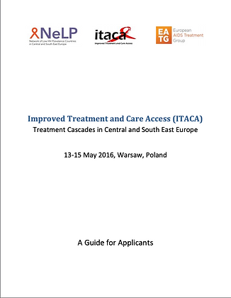 ITACA guidelines for applicants