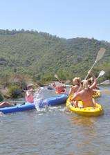 Marmaris Canoe Safari