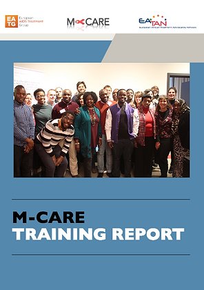 M-Care 2016 Project Report