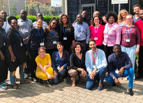 The second module of the M-Care training programme for migrant communities in Europe has kicked off