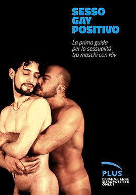 HIV positive Gay Sex booklet 2rd Edition 2011 – Italian