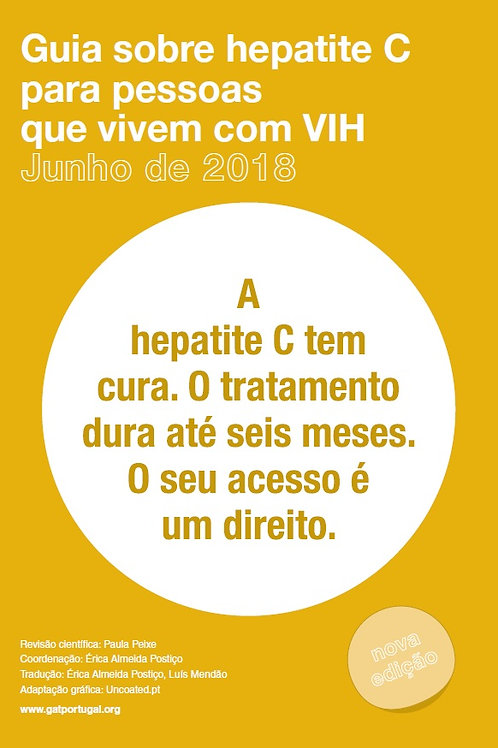 Guide to hepatitis C for people living with HIV - Portuguese