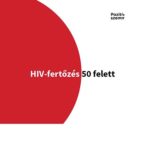 HIV-fertőzés 50 felett