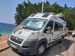 Campervan Turkey www.campervanturkey.com