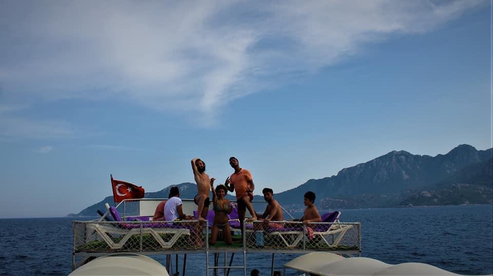 Tekne Turu ile Karya Yolları
