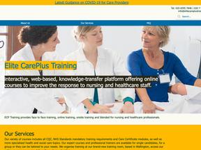 Elite Care Plus Training