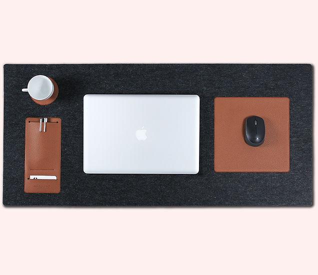 Desk mat, desk pad, masa matı, gorgons, masa düzenleyici