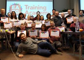 European AIDS Treatment Group, EATG's STEP-UP 2018-2019 module 5 (graduation)