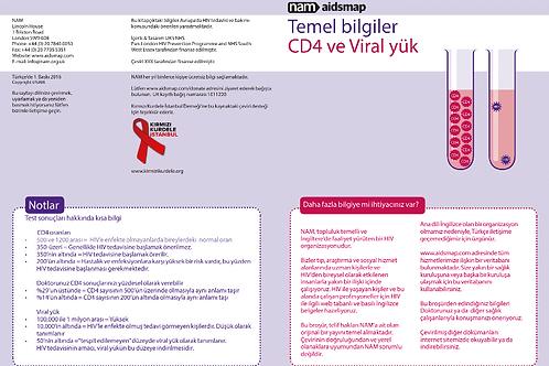 CD4 and viral load - Turkish